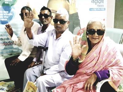 Free Cataract Surgeries